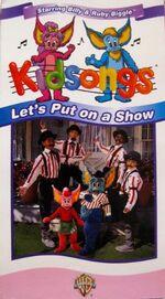 Kidsongs letsputonashow