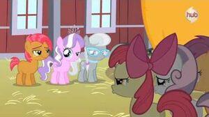 "My Little Pony Friendship is Magic ""One Bad Apple"" (Clip) - The Hub"