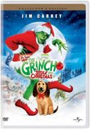 How the Grinch Stole Christmas (DVD/VHS)