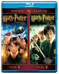 Harrypotter bluray1&2