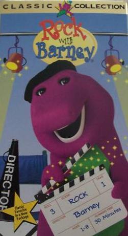 Barney The Backyard Gang Rock With Barney Twilight Sparkles - Barney backyard gang concert vhs