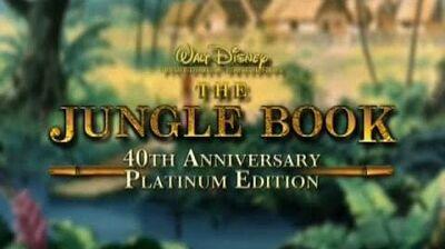 The Jungle Book - Platinum Edition Trailer