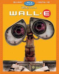 WALL-E 2016 Blu-ray