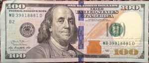 $100-B (2017)