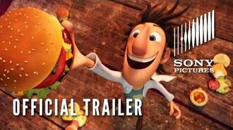 Cloudy With a Chance of Meatballs - Official Trailer 1