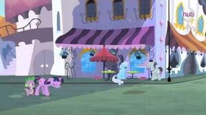 """My Little Pony Friendship is Magic """"The Crystal Empire"""" (Clip) - The Hub"""