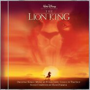 The Lion King Special Edition CD