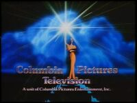 1989 Columbia Pictures Television Logo