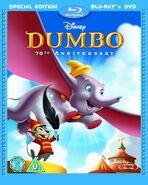 DumboBluRayCover2010UK