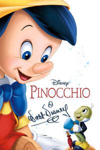 Pinocchio itunes2017
