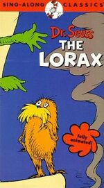 Thelorax vhs