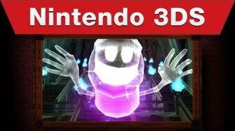 Nintendo 3DS - Luigi's Mansion Dark Moon Launch Trailer