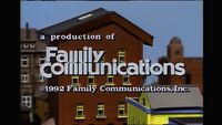 1992 Family Communications Logo