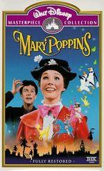 Mary Poppins 1998 VHS