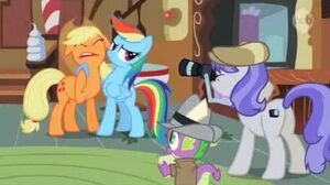 The Hub - My Little Pony Friendship is Magic Season 2, Ep 8 The Mysterious Mare Do Well
