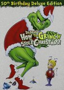 How the Grinch Stole Christmas 2006 DVD
