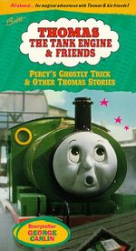 Percy'sGhostlyTrick VHS