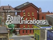 1997 Family Communications Logo