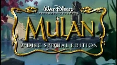Mulan - 2-Disc Special Edition Trailer