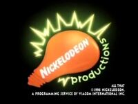 Nickelodeon Productions (1996)
