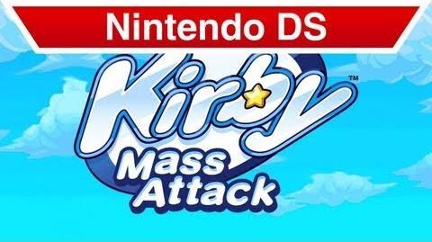 Nintendo DS - Kirby Mass Attack E3 Trailer (June 7, 2011)