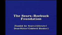 The Sears-Roebuck Foundation (1989-1990)