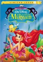 Littlemermaid dvd