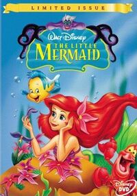 Littlemermaid dvd