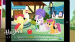 "MLP Friendship is Magic - ""Cutie Pox"" Storybook App (Available 1 29 15)"