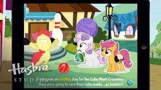 """MLP Friendship is Magic - """"Cutie Pox"""" Storybook App (Available 1 29 15)"""