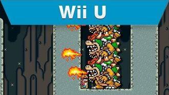 Super Mario Maker for Wii U - Accolades Trailer
