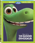 The Good Dinosaur 2018 Blu-ray
