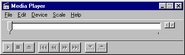 Windows95 mediaplayer