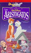 Aristocats spanishvhs