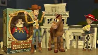 Disney Pixar's Toy Story and Toy Story 2 OFFICIAL Blu-ray Trailer