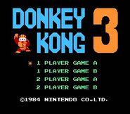 Donkeykong3 title