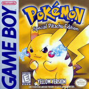 Pokémon (Yellow)