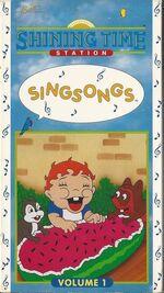 Singsongs vhs