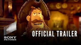 THE PIRATES! BAND OF MISFITS - Official Trailer - In Theaters 3.30