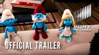 The Smurfs - Trailer