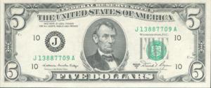 $5-J (1984)