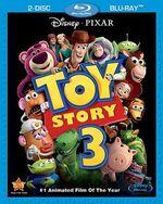 Toystory3 bluray