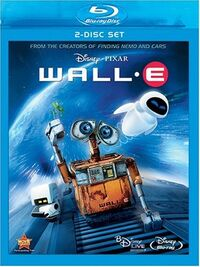 Walle bluray