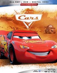 Cars 2019 Blu-ray