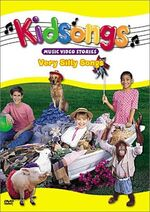 Kidsongs12 dvd