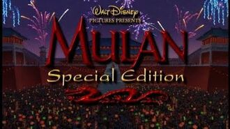 Mulan Special Edition Trailer