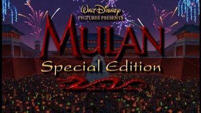 Mulan Special Edition Trailer