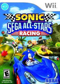 Sonic&segaallstarsracing