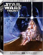 Star Wars Trilogy 2005 DVD