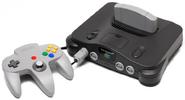 N64 console